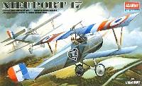 アカデミー1/32 Scale Aircraftニューポール 17