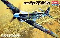 アカデミー1/48 Scale Aircraftsスピットファイア FR. Mk.14E