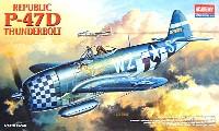 アカデミー1/48 Scale AircraftsP-47D サンダーボルト