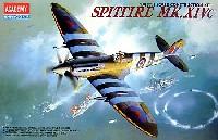 アカデミー1/48 Scale Aircraftsスピットファイア Mk.14C