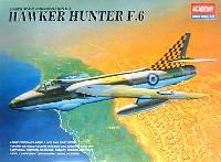 アカデミー1/48 Scale Aircraftsホーカーハンター F.6