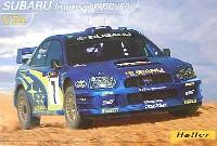エレール1/24 カーモデルスバル インプレッサ WRC '03