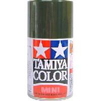 タミヤタミヤカラー スプレーTS-70 OD (オリーブドラブ)色
