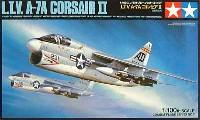 タミヤ1/100 コンバットプレーンシリーズLTV A-7 コルセア 2