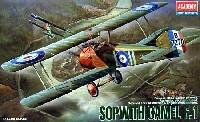 アカデミー1/32 Scale Aircraftソッピース キャメル F.1