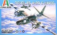 イタレリ1/48 飛行機シリーズダグラス A-20G ハボック
