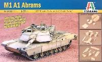 M1A1 エイブラムス (内部再現キット)
