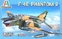 イタレリ1/48 飛行機シリーズマクダネル ダグラス F-4E/EJ ファントム 2
