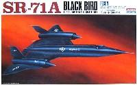 ロッキード SR-71A ブラックバード (アメリカ空軍戦略偵察機)