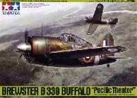タミヤ1/48 傑作機シリーズブリュースター B-339 バッファロー
