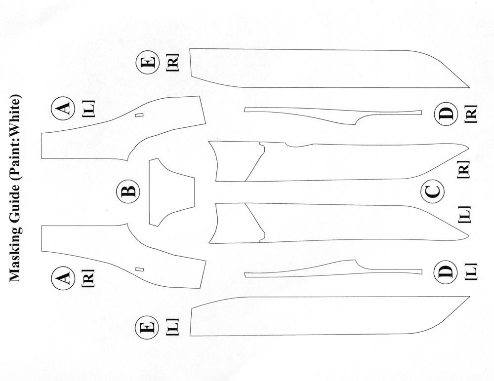 ローラ T93/50 全日本 F3000 1994 #1デカール(タブデザイン1/20 デカールNo.TABU-20158)商品画像_1