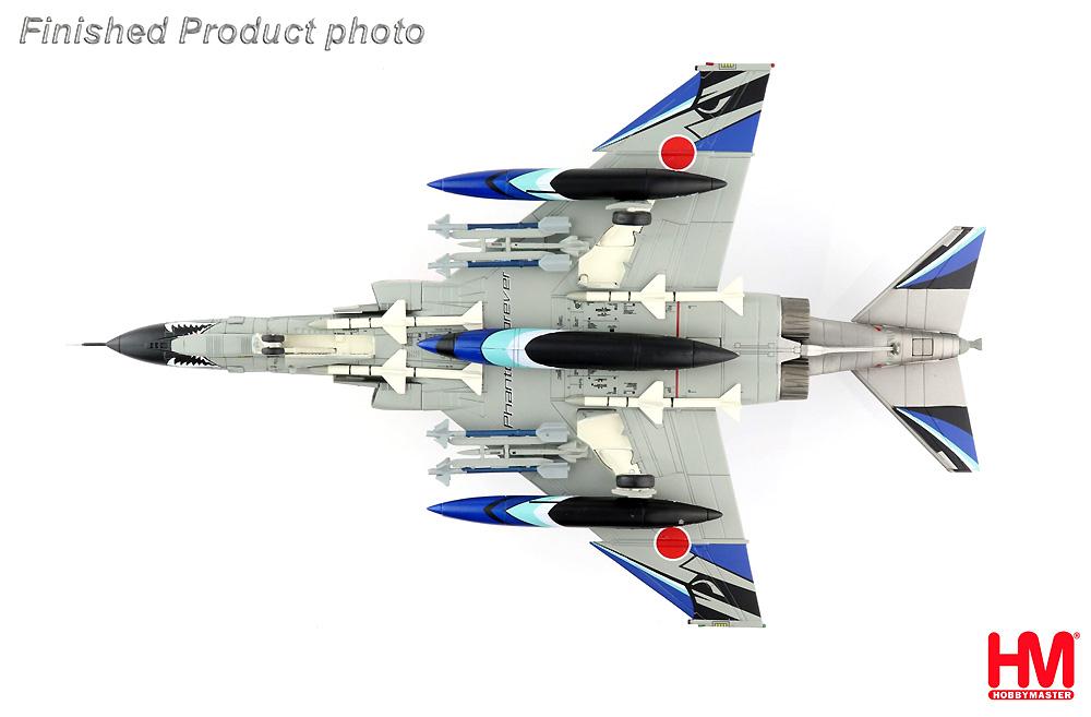 航空自衛隊 F-4EJ改 ファントム 2 第301飛行隊 2020年 記念塗装機 ファントムフォーエバー 07-8436完成品(ホビーマスター1/72 エアパワー シリーズ (ジェット)No.HA19026)商品画像_4
