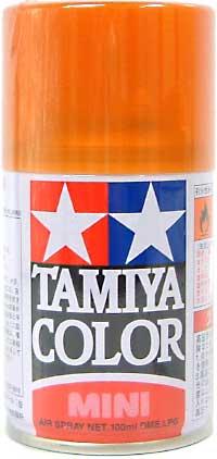 TS-73 クリヤーオレンジスプレー塗料(タミヤタミヤカラー スプレーNo.TS-073)商品画像