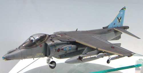 ハリアー GR Mk.7 ロイヤルエアフォースプラモデル(ハセガワ1/48 飛行機 PTシリーズNo.PT036)商品画像_2