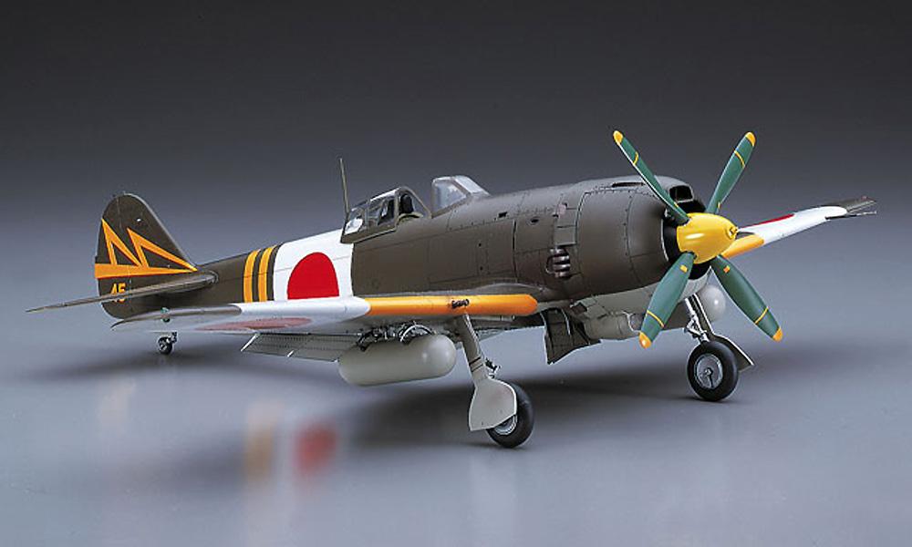 中島 キ84 四式戦闘機 疾風プラモデル(ハセガワ1/32 飛行機 StシリーズNo.ST024)商品画像_2