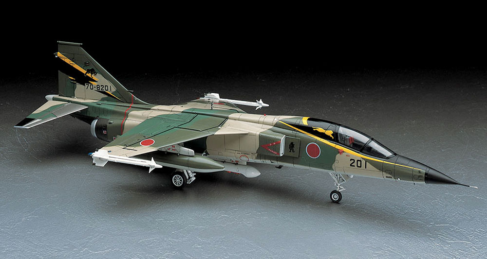三菱 F-1プラモデル(ハセガワ1/48 飛行機 PTシリーズNo.PT035)商品画像_2
