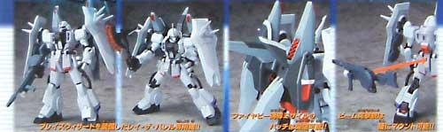 ZGMF-1001/M ブレイズザクファントム レイ・ザ・バレル専用機フィギュア(バンダイMS in Action)商品画像_2
