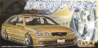 アオシマ1/24 VIPカー パーツシリーズLUXY タイプ-4