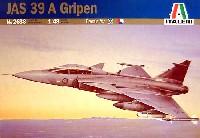 イタレリ1/48 飛行機シリーズサーブ JAS 39A グリペン