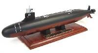 ピットロード塗装済完成品モデルアメリカ海軍攻撃型原子力潜水艦 シーウルフ (塗装済完成品)