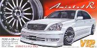 アオシマ1/24 VIPカー パーツシリーズアミスタット ロティーノ (19インチ・引っ張りタイヤ)