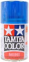 タミヤタミヤカラー スプレーTS-72 クリヤーブルー