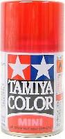 タミヤタミヤカラー スプレーTS-74 クリヤーレッド