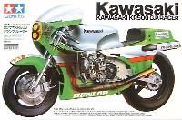 タミヤ1/12 オートバイシリーズカワサキ KR500 グランプリレーサー