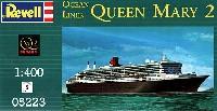 レベルShips(艦船関係モデル)クィーンメリー 2世号