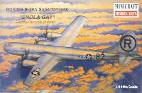 ミニクラフト1/144 軍用機プラスチックモデルキットB-29A スーパーフォートレス エノラ・ゲイ