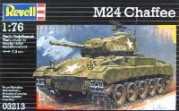 レベル1/76 ミリタリーM24 チャーフィー