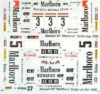 ルノー 5 ターボ マルボロ '82