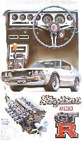 ニッサン スカイライン 2000 GT-R (KPGC110) (ケンメリGT-R)