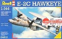 レベル1/144 飛行機E-2C ホークアイ 航空自衛隊50周年記念塗装機