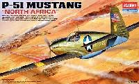 アカデミー1/72 AircraftsP-51 ムスタング 北アフリカ