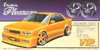 アオシマ1/24 VIPカー パーツシリーズビクトリス プレジャー (18インチ ワイドリムバージョン)