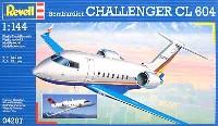 レベル1/144 旅客機チャレンジャー CL604