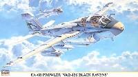 EA-6B プラウラー VAQ-135 ブラックレイブンズ