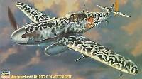ハセガワ1/48 飛行機 JTシリーズメッサーシュミット Bf109G-6 ナハトイェーガー