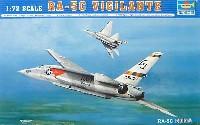 トランペッター1/72 エアクラフト プラモデルRA-5C ヴィジランティ