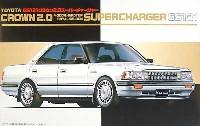 フジミ1/24 インチアップシリーズ (スポット)トヨタ クラウン 2.0 スーパーチャージャー (GS131)