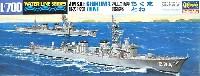 ハセガワ1/700 ウォーターラインシリーズ海上自衛隊 護衛艦 ちくま/とね (DE233/234)(2艦セット)