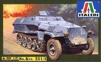 Sd.Kfz.251/1 ドイツ装甲兵員輸送車