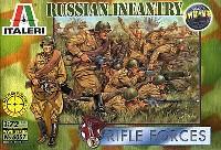 イタレリ1/72 ミリタリーシリーズロシア歩兵