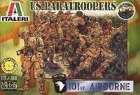イタレリ1/72 ミリタリーシリーズアメリカ空挺部隊