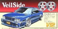 アオシマ1/24 VIPカー パーツシリーズヴェイルサイド アンドリュー レーシング ディッシュ (18インチ・ワイドリムバージョン)