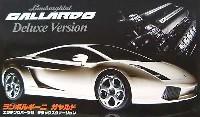 フジミ1/24 リアルスポーツカー シリーズ (SPOT)ランボルギーニ ガヤルド エッチングパーツ付 デラックスバージョン