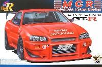 アオシマ1/24 Sパッケージ・バージョンRMCR R34 スカイライン GT-R