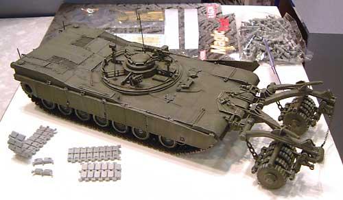 M1 パンサー 2プラモデル(ドラゴン1/35 Modern AFV SeriesNo.3534)商品画像_2