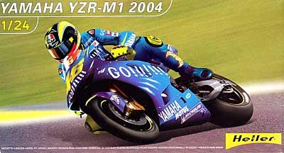 ヤマハ YZR-M1 2004プラモデル(エレール1/24 オートバイモデルNo.80927)商品画像